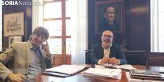 Reunión de Latorre y Mínguez. SN
