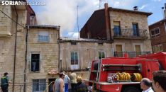 Una imagen del incendio. /SN