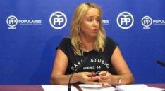 María José Fuentes, del PP municipal.