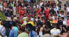 Una jornada de las fiestas de 2017. /AJP