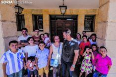 La familia Jiménez Peral