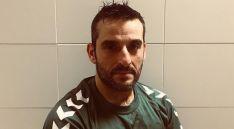 Carlos Heras, 'Litos', continúa de amarillo. /BM Soria