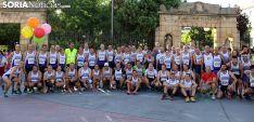 Miembros del club Puente del Canto en la pasada edición. /SN