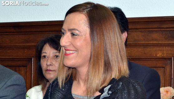Virginia Barcones, en una imagen de archivo. /SN
