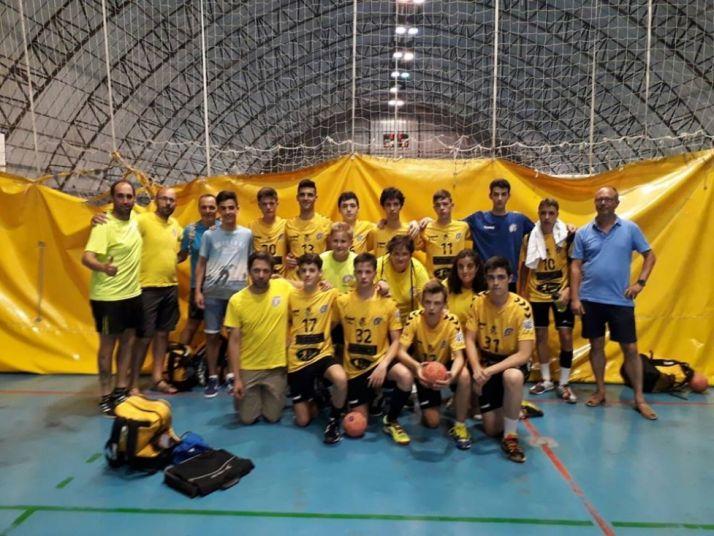 Foto 1 - El BM soria, entre los 8 primeros del torneo internacional  de la Granollers Cup