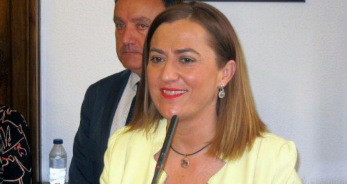 La delegada del Gobierno, la soriana Virgininia Barcones. /EP
