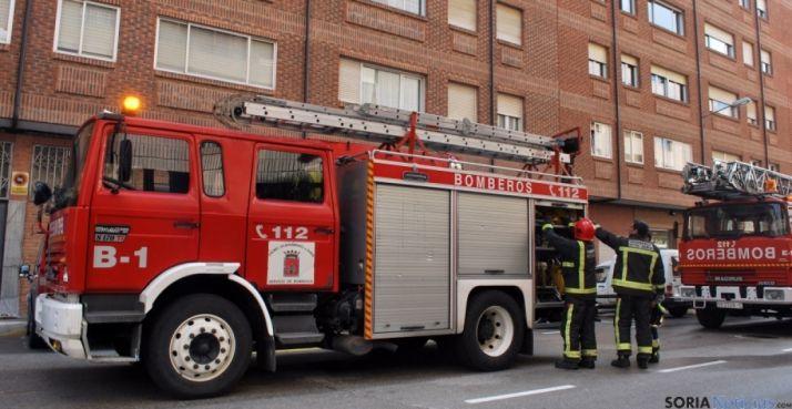 Foto 1 - Luz verde a las bases para tres plazas de bombero del Ayuntamiento de Soria