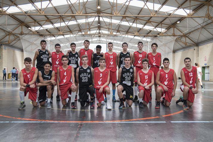 Foto 1 - El CSB inscribe un equipo senior masculino