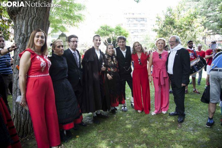 Foto 2 - Esmero y señorío este Domingo de Calderas