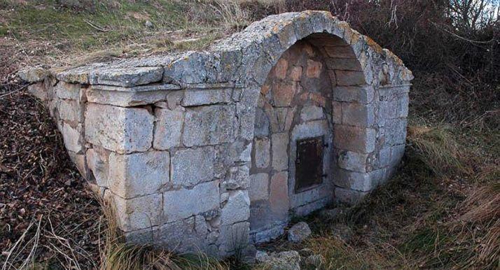 La rehabilitación de la fuente romana de Caltojar, entre las actuaciones aprobadas.