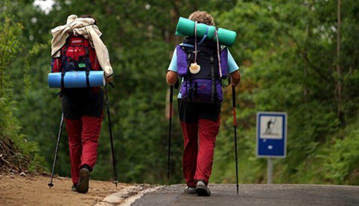 Foto 1 - El 70 % de los peregrinos muestra interés en regresar a CyL para hacer turismo