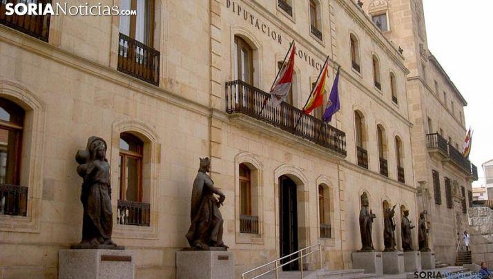 La Diputación aplica un incremento retributivo del 1,75% en la nómina de este julio