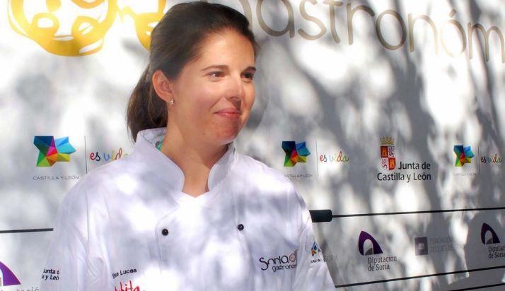 Elena Lucas, en una imagen de archivo. /SN