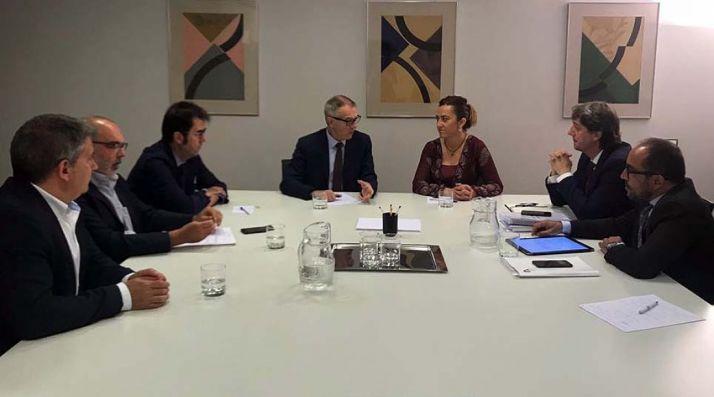 Una imagen de la reunión. /Ayto.