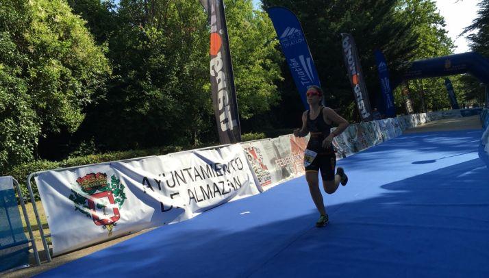 Foto 1 - El mejor triatlón nacional regresa a Almazán