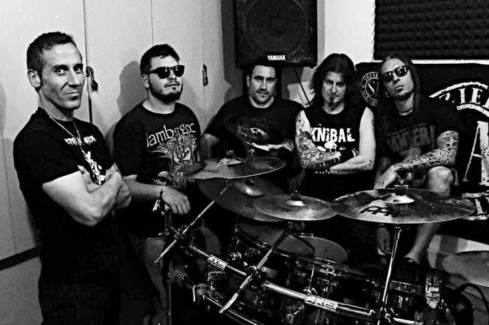 Foto 1 - El Soria Rock, elegido para la vuelta de 'Lute', cantante original de Alimaña HD