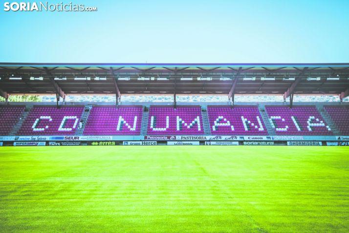 Estadio de Los Pajaritos, Soria.