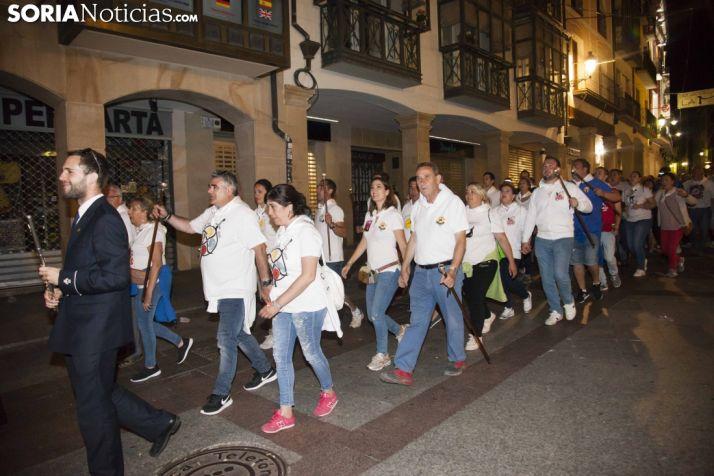 Adios, adios, San Juan / María Ferrer