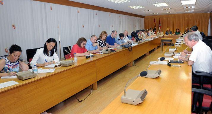 Mesa General de Negociación de los empleados públicos de la Administración autonómica. /Jta.