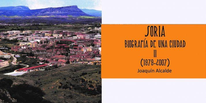 Foto 1 - Joaquín Alcalde presenta la segunda parte de 'Biografía de una ciudad'