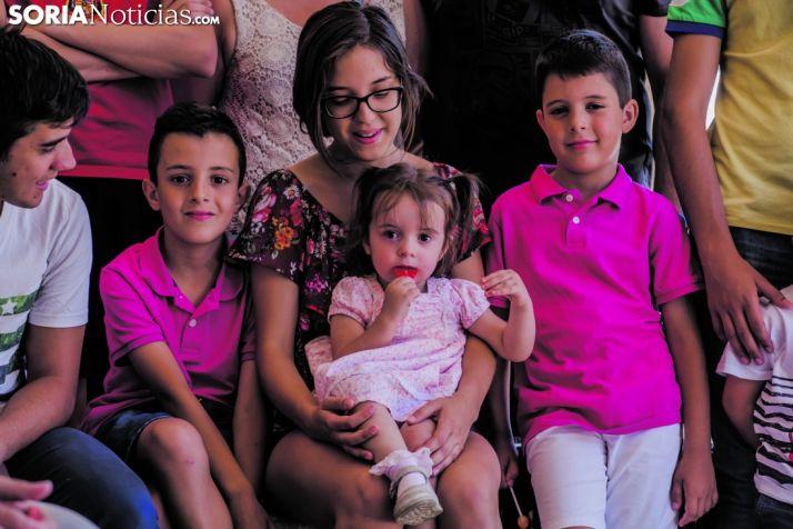 La familia Jiménez Peral.