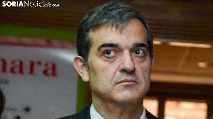 Alberto Santamaría, actual presidente de la Cámara. /SN