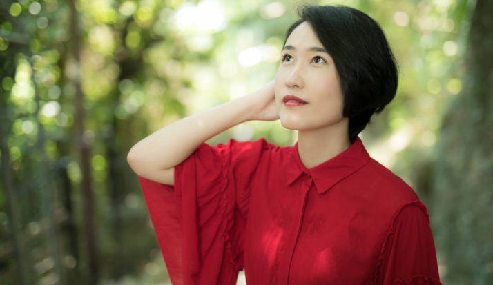 La soprano Taeko Sone.