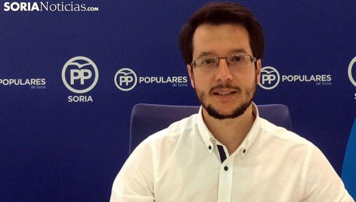 Foto 1 - Tomás Cabezón, designado para formar parte del Consejo de Dirección del Grupo Parlamentario Popular en el Senado