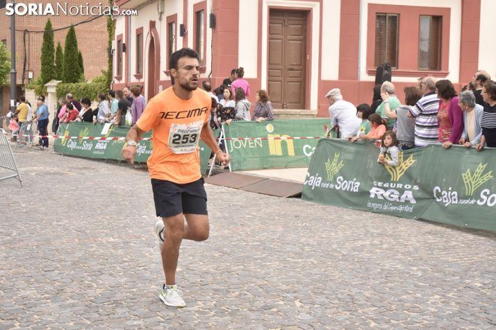 III Carrera Popular Diego Barranco. /EM