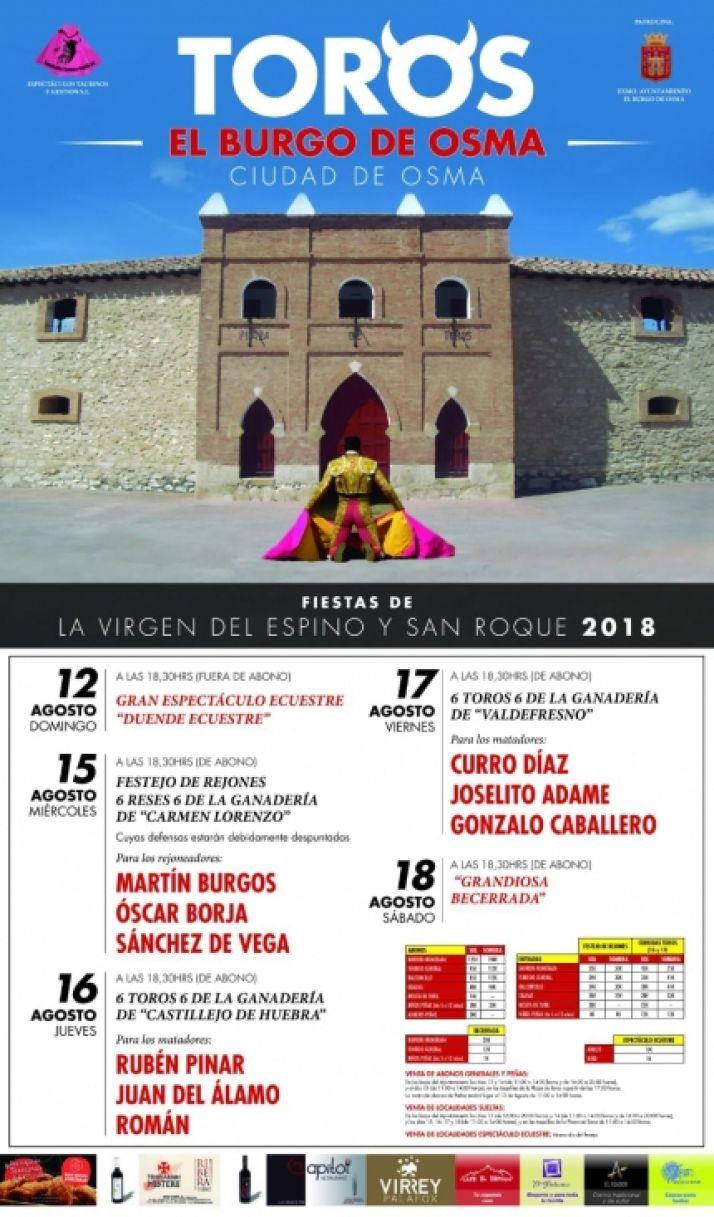 Los diestros Román y Adame, en la Feria de agosto de El Burgo de Osma