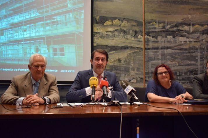 Foto 1 - La Junta destina más de 36 millones al Plan 2018-2021 de Ayudas a la Rehabilitación de Edificios y Regeneración Urbana