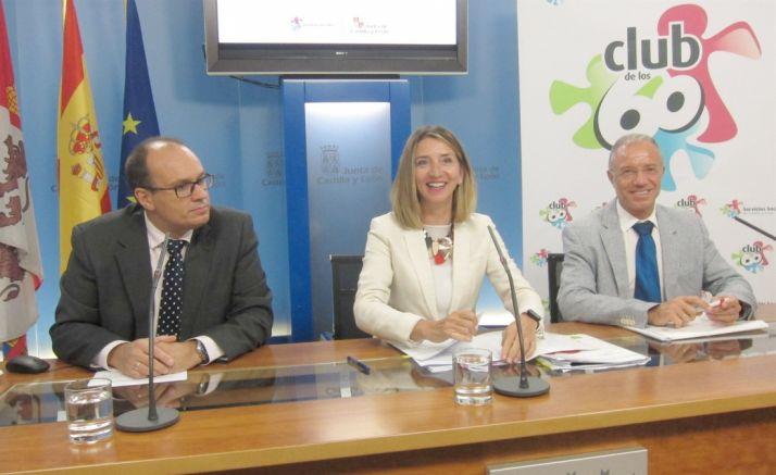 Foto 1 - Castilla y León se sitúa en sexto lugar en envejecimiento activo en la UE