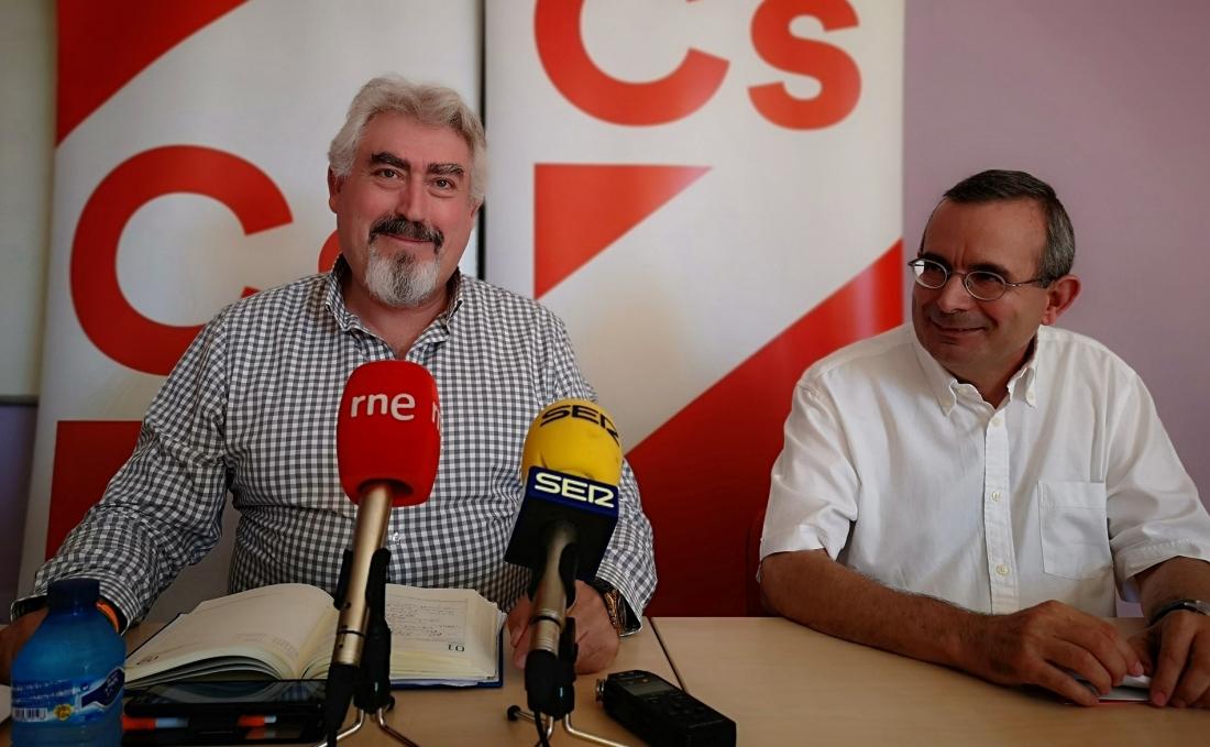 Cs Socuéllamos Califica De Vergonzosa La Actitud Del: Cs Califica De Decepcionante La Actitud De PSOE Y PP Con