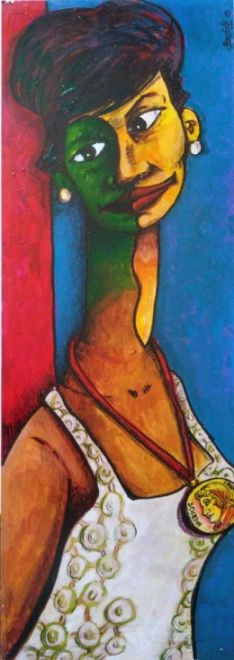 Exposición 'Vacilando con el color' de Enrique Bastida.