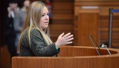 Belén Rosado, procuradora de Cs en las Cortes regionales.