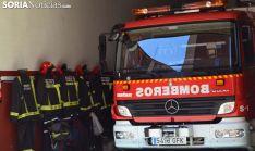 Instalaciones del parque de bomberos de la capital. /SN