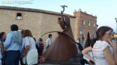 Caldereta en El Burgo de Osma.