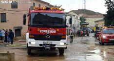 Una actuación de los bomberos en la provincia. /SN