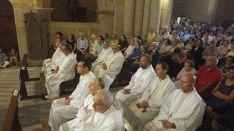 """Foto 2 - El Papa invita a las HH. Clarisas de Soria a ser  """"oasis de paz y alegría"""" en la clausura del Año Jubilar"""