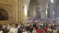 """Foto 3 - El Papa invita a las HH. Clarisas de Soria a ser  """"oasis de paz y alegría"""" en la clausura del Año Jubilar"""