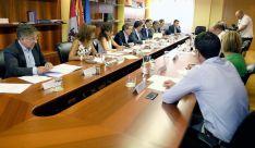 Reunión del Consejo de Cooperación Local este martes. /Jta.