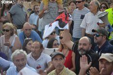 """Foto 3 - GALERÍA: Cientos de sorianos cortan durante una hora la N-122 para exigir """"¡Autovía ya!"""""""