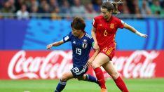 España-Japón, final del Mundial Sub-20 femenino. RFEF.