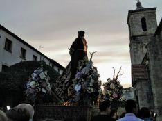 Subida de Jesús en Almazán. Cristina Ortega