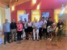 Jornada de golf en Pedrajas. Cedida