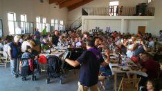 Día de convivencia del municipio de Velamazán