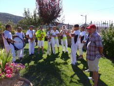 Fiestas en Hinojosa de la Sierra. /M.A.