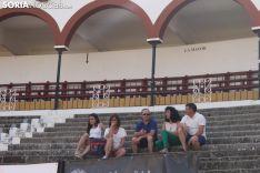 Segunda jornada de Voley Plaza en La Chata. Bernat Díez