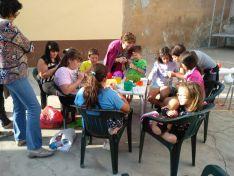 I Exposición de Ganchillo en Añavieja.