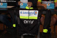 Elástica del E.Leclerc Soria Cycling Team.